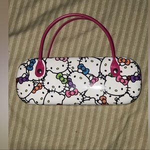 Hello kitty glasses case
